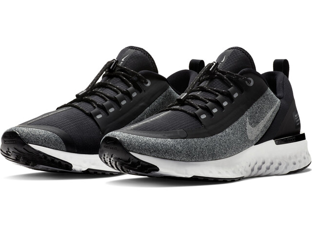 9bdef8d1922d Nike Odyssey React Shield Running Shoes Men black at Addnature.co.uk